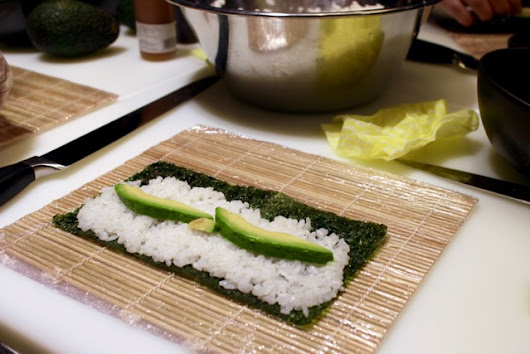 Sushi Shop: Sushi Workshop
