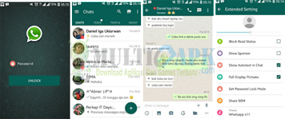 BBM Mod Whatsapp APK Android Terbaru 2016