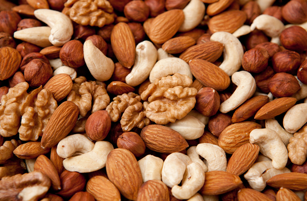 6 Foods to Prevent Hair Loss
