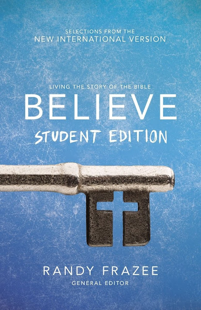 Believe: Student Edition by Randy Frazee