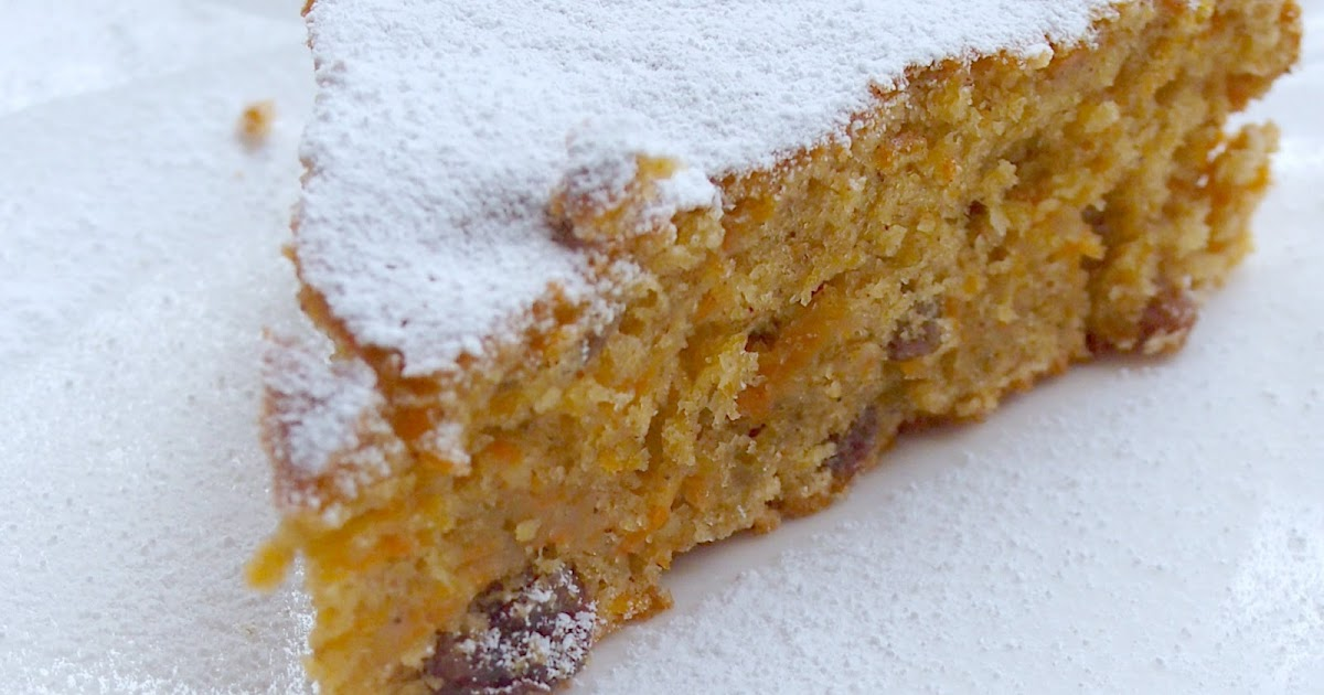 Carrot Cake Recipe Uk Bbc: Made In Home: Springy Skinny Carrot Cake {Recipe}