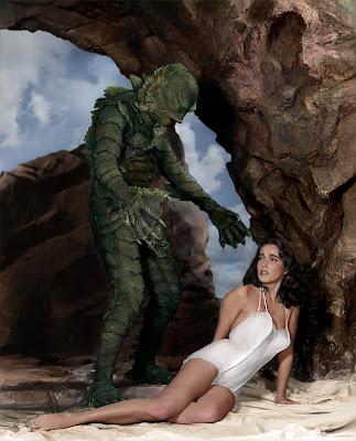 Porno en una isla de cine