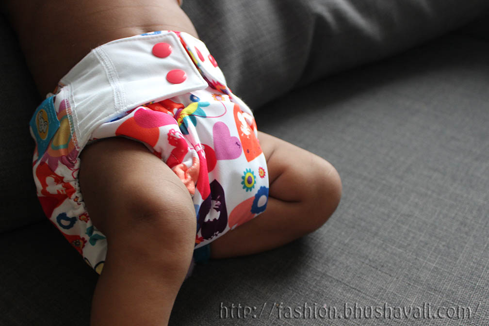 Bamboo Baby Cloth Diapers A Review Fashion Panache