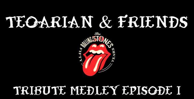 TeoArian: Οπτικοακουστικό αφιέρωμα στους Rolling Stones απο 70 μουσικούς