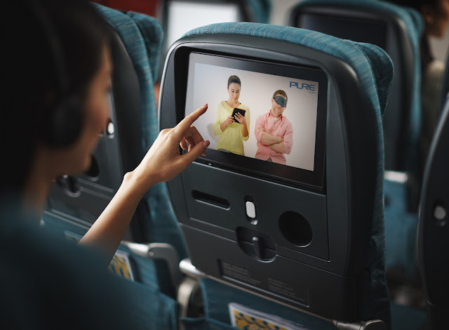 Cathay Pacific partners with Pure Yoga to bring yoga to the sky