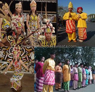 Keunikan Pakaian Baju Adat Tradisional Provinsi Kalimantan Barat Tempat Wisata Keunikan Pakaian Baju Adat Tradisional Provinsi Kalimantan Barat
