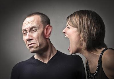 Inilah Lima Hal yang Paling ditakuti Suami dari Istrinya  Inilah Lima Hal yang Paling ditakuti Suami dari Istrinya 1