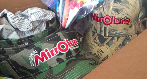 Mirrolure Visors and Hats