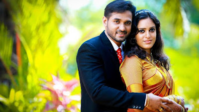 serial-actor-ranjith-raj-wedding