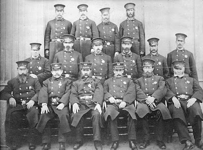 Police department c1878