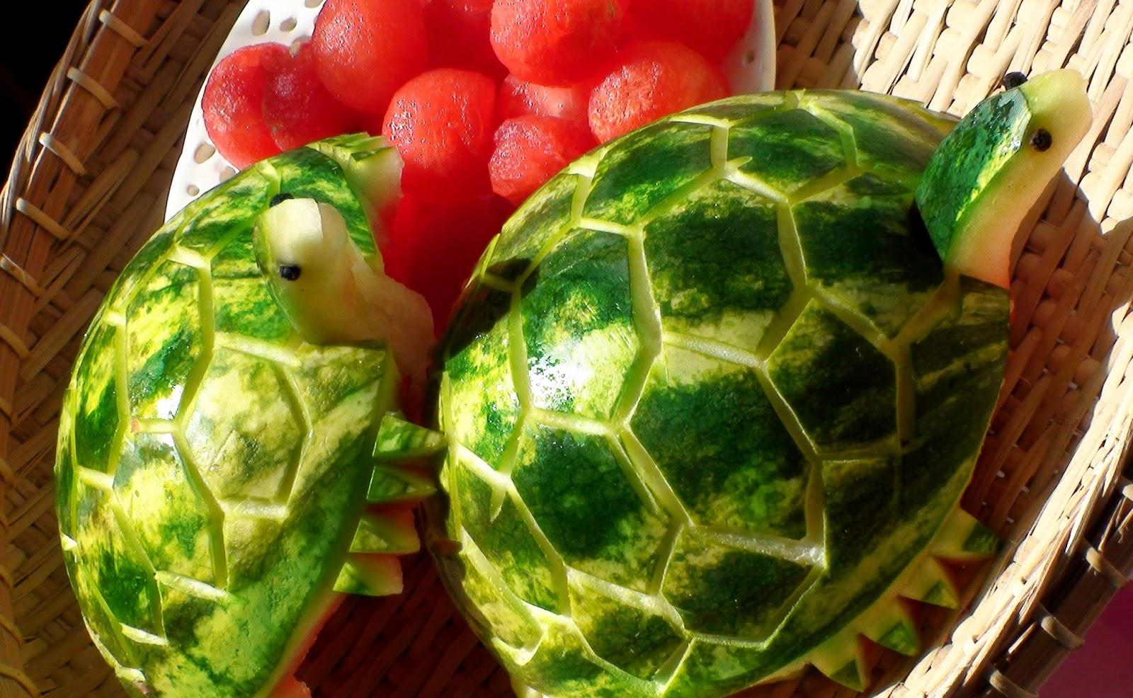 vegetable garnishes how to make