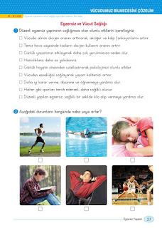 5. Sınıf Sosyal Bilgiler Ders Kitabı Cevapları Anadol Sayfa 27