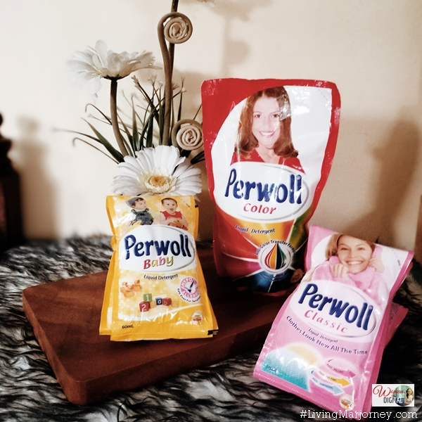 Perwoll Color Review
