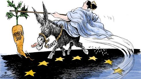 Είναι πλέον ντροπή για μία πολιτισμένη χώρα να είναι μέλος αυτής της ΕΕ