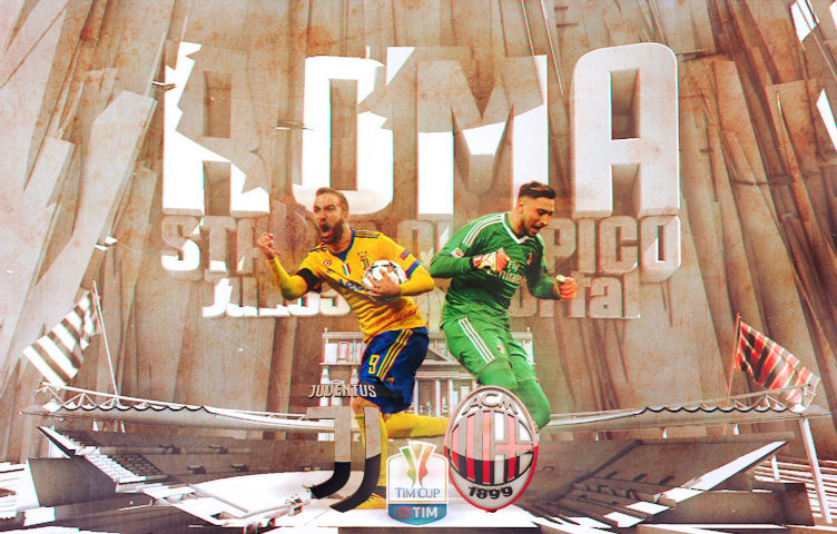 Coppa Italia 2017/18 / finale / Juventus - Milan, srijeda, 21:00h