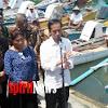 Presiden Jokowi,Apresiasi Resminya Beroperasi Pelabuhan Untia Makassar