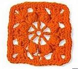 Patrón 1021 Granny a Crochet
