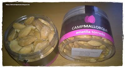 Camp Mallorquí süße Mandeln geröstet