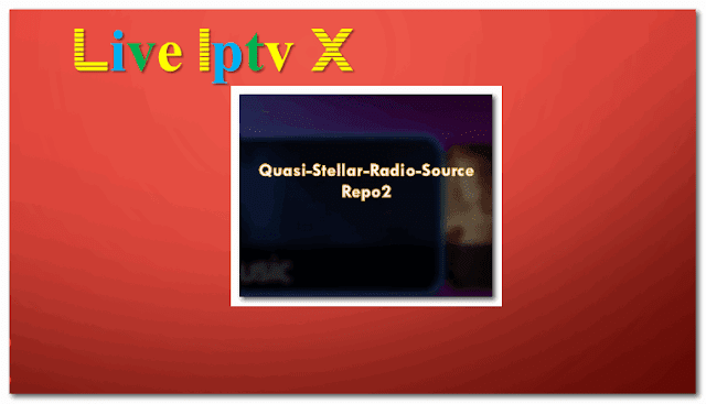Quasi-Stellar-Radio-Source Repository