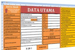 Perangkat Administrasi Guru Kelas lengkap Terbaru