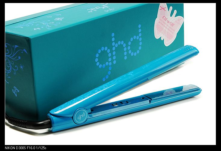 Ghd Hair Straighteners The Most Colourful
