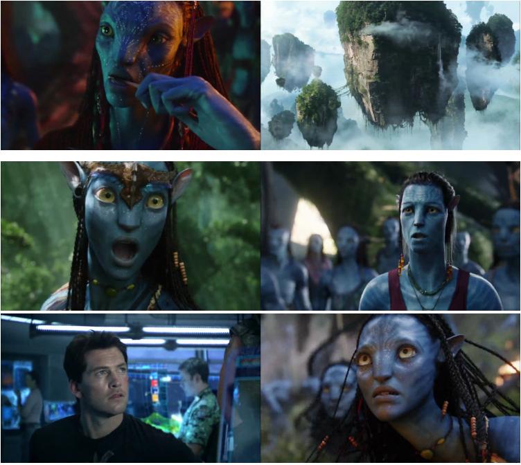 Avatar 2009 Film: Avatar (2009)[720p