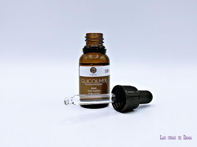 Glicolmix Solución Exfoliante de Segle Clinical cosmoceutica farmacia cuidado facial skincare