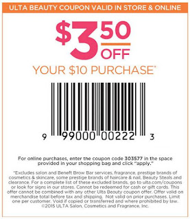 Ulta Printable Coupons July 2017 - Printable Coupon 2017