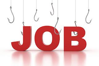 mencari lowongan pekerjaan yang tepat