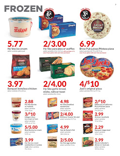 HyVee weekly flyer