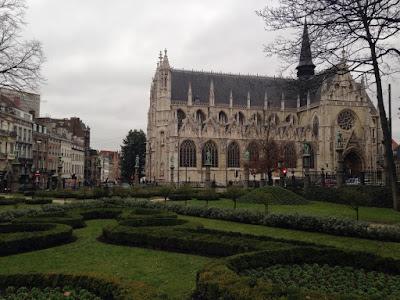 brussels belgium february weather