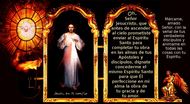 ven espiritu santo