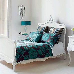 bedroom ideas decorating using turquoise palatial | Turquoise ...