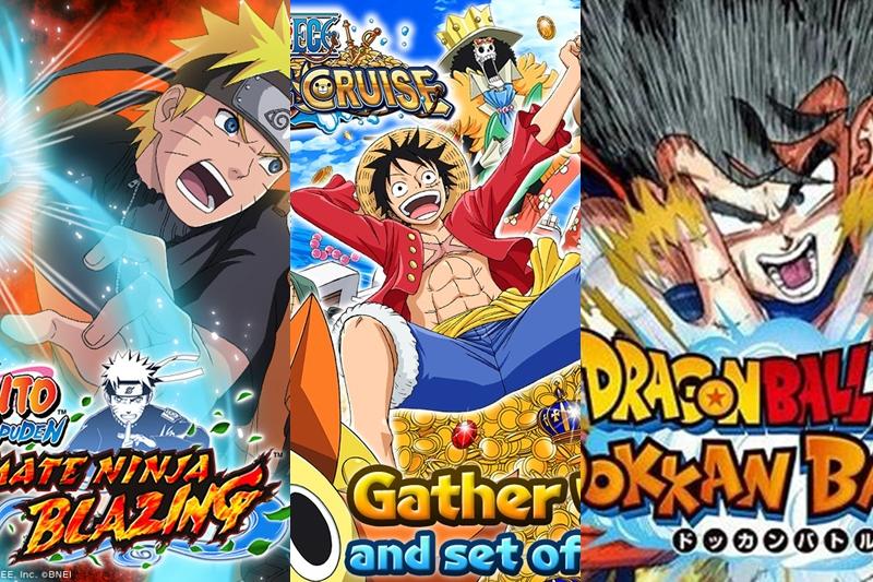 6 Game Android Anime Terbaik Untuk Para Pecinta