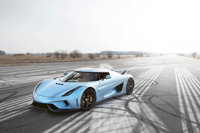 Image result for $2 million Koenigsegg Regera pictures