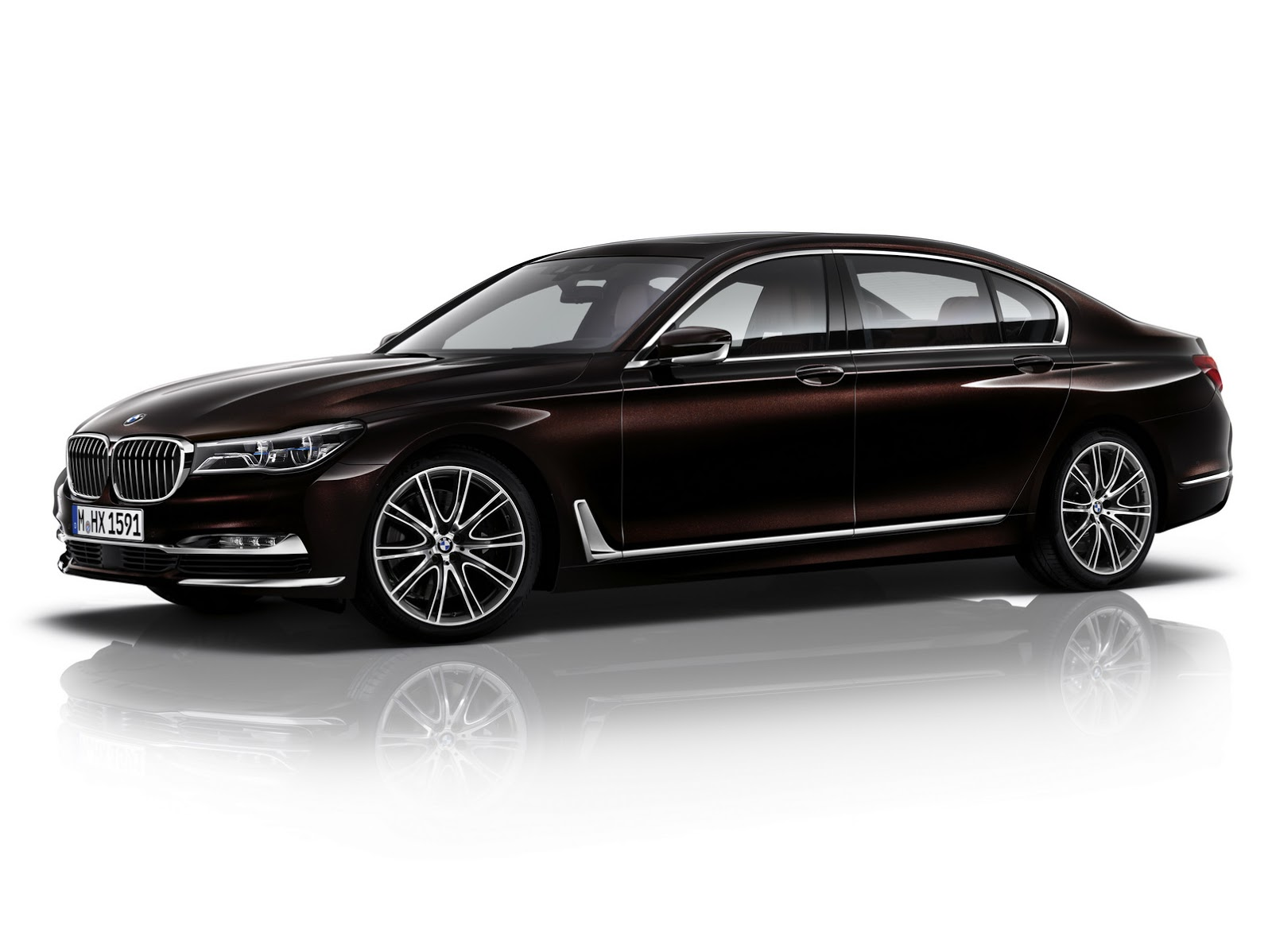 the all new 2016 bmw 7 series in 169 photos and full details. Black Bedroom Furniture Sets. Home Design Ideas
