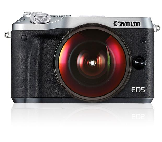 Объектив Kamlon 8mm f/3.0 на камере Canon
