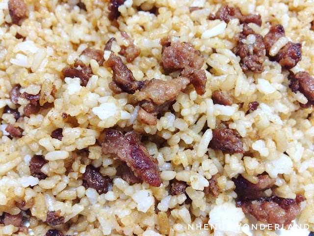 QZNah Skinless Longganisa Fried Rice
