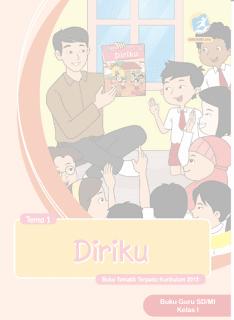 Buku Guru Kelas 1 SD Kurikulum 2013 Revisi Format Pdf Semester 1