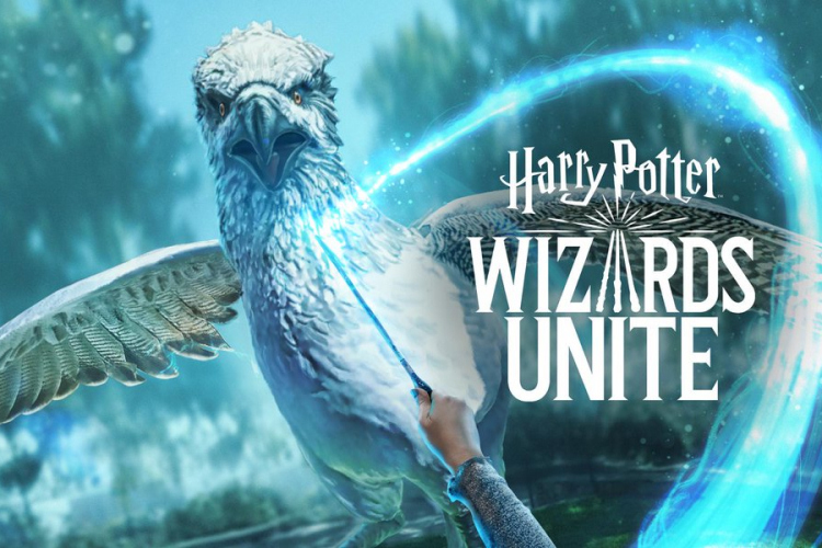 Harry Potter Wizards Unite Mobile Game