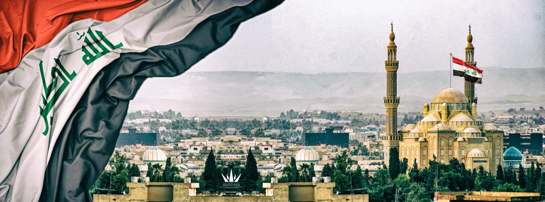 غلاف فيس بوك العراق المصمم ادم حلس