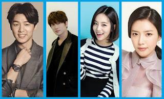 Entertainer Korean Drama Main Cast