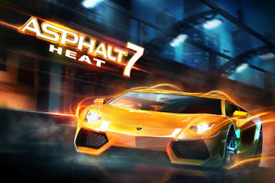 Download Game Android Gratis Asphalt 7 Heat apk + obb