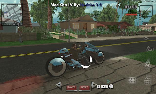 تحميل لعبة  GTA IV ANDROID 2018  للاندرويد APK + OBB برابط واحد على الميديافاير