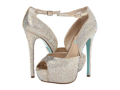Zapatos de tacon de moda