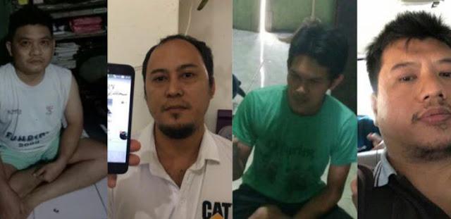 Muslim Cyber Army Dibekuk Karena Sebar Fitnah dan Ujaran Kebencian, Tak Hanya Sebar Hoax  Dengan Isu PKI, Tapi Juga Isu Penyerangan Ulama....
