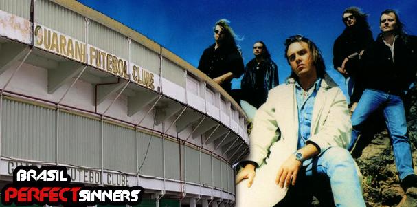 626857ce3207e No dia 04 de dezembro de 1998, Helloween e Iron Maiden iriam se apresentar  no Estádio Brinco de Ouro da Princesa, em Campinas. O Helloween estava em  turnê ...