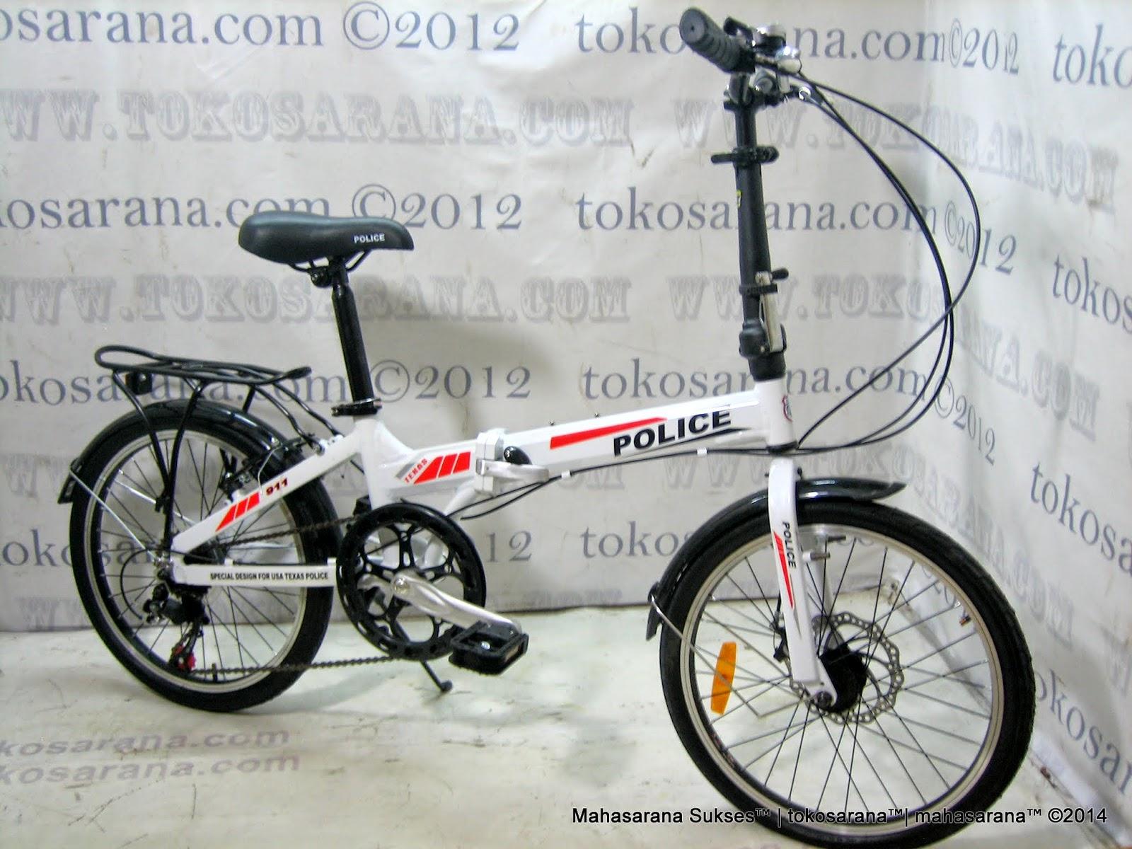tokosarana™ | Mahasarana Sukses™: Sepeda Lipat Element 911