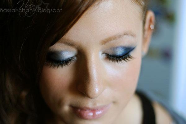 Prom Makeup For Blue Dress