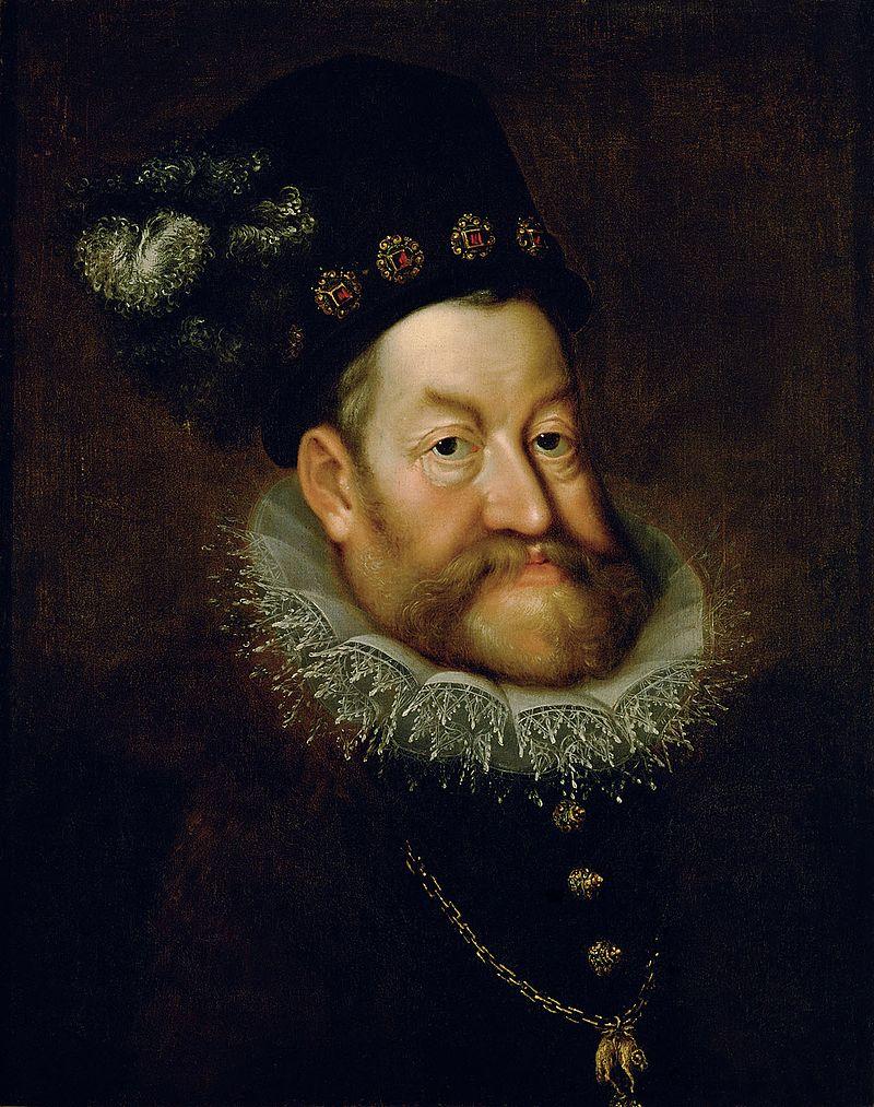 Hans von Aachen ( 1552 - 1615 ) - A German Painter
